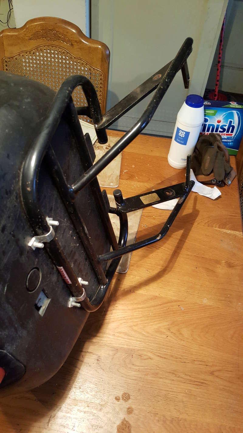 Luggage rack cb500r 1994 20180313