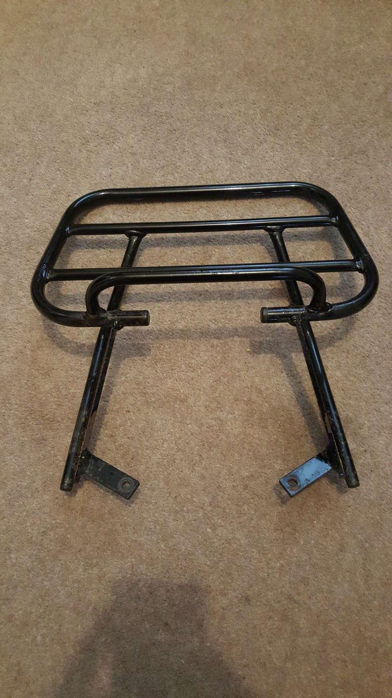 Luggage rack cb500r 1994 20180410