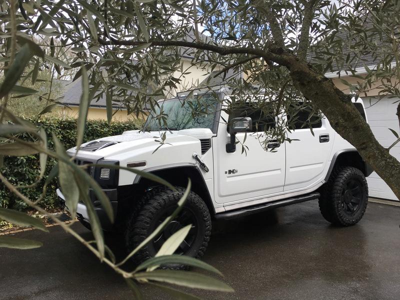 Hummer h2  03610