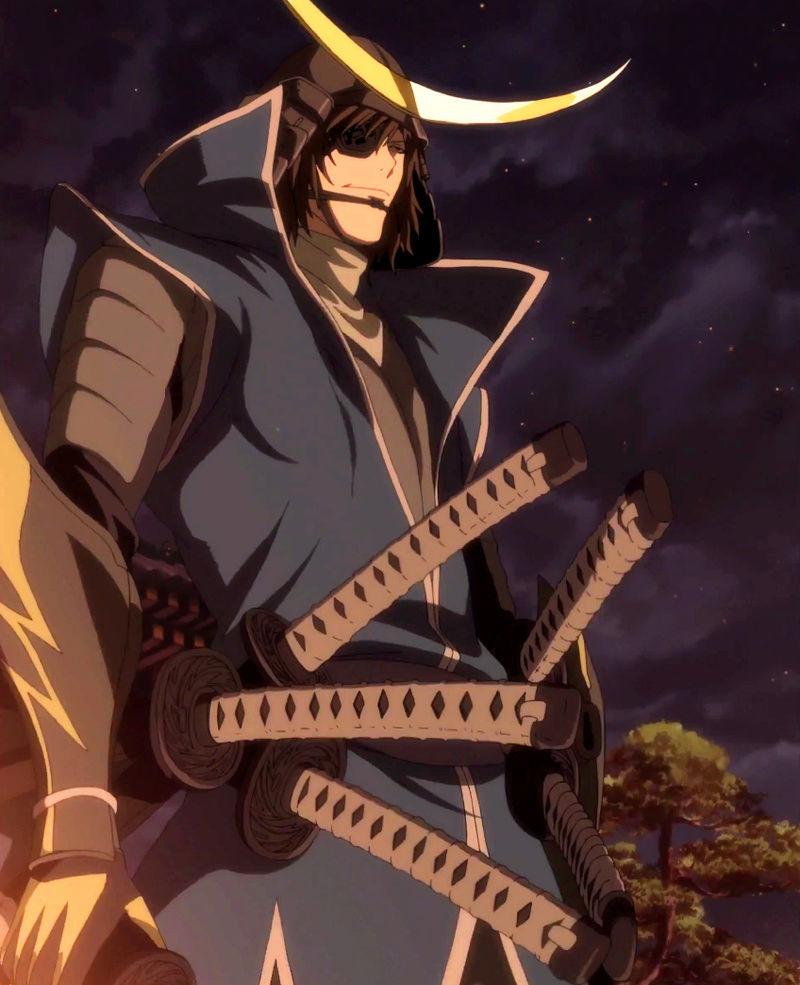 Date Masamune Composite Image/Edit Masamu10