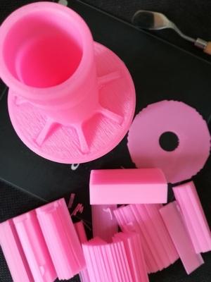 [Impression 3D] débuter : Retirer les supports d'un objet 410