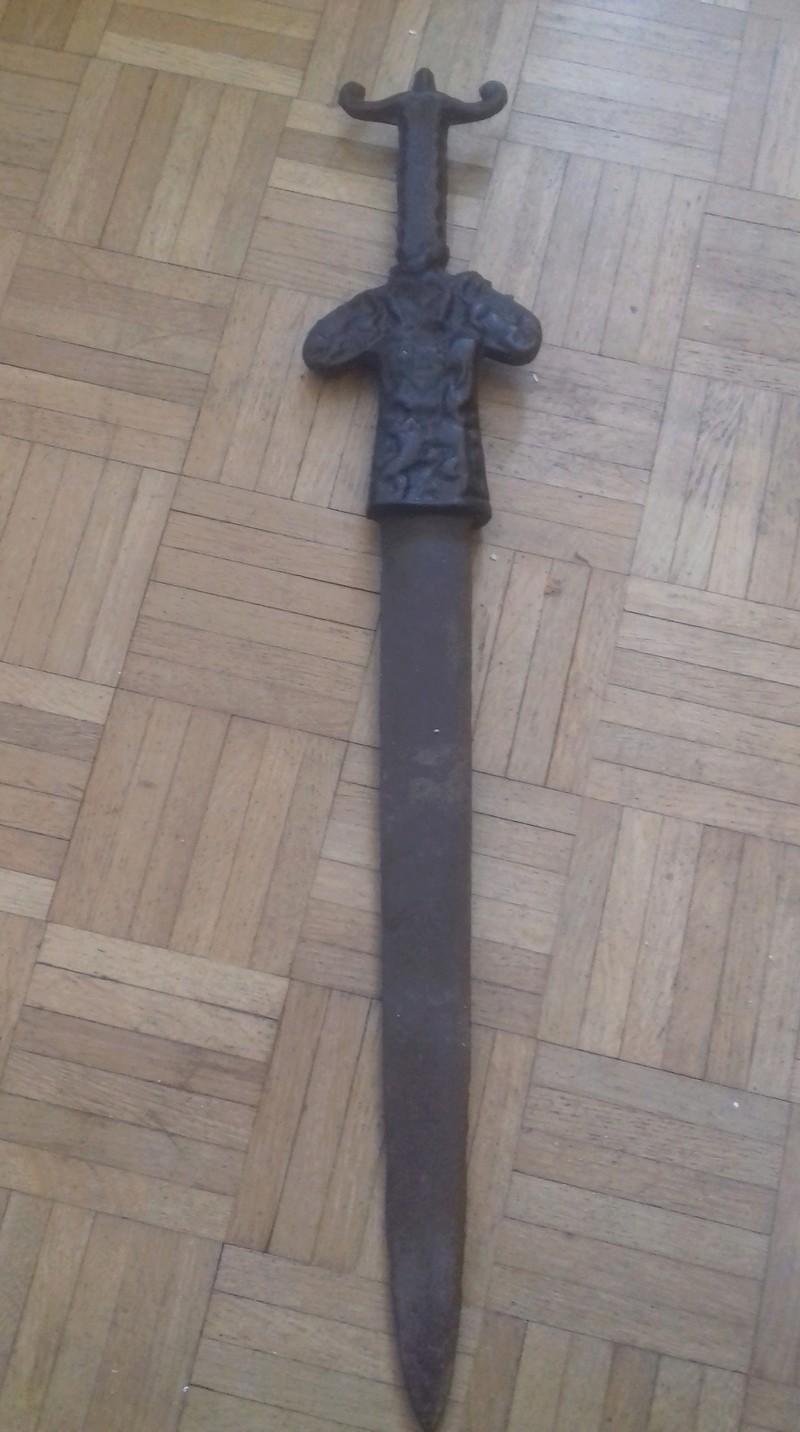 Épée ancienne 15219914