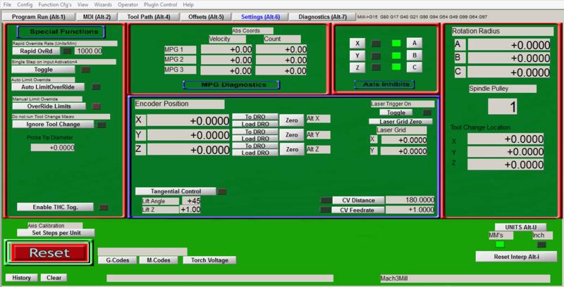 modification des coordonnées machine Settin12