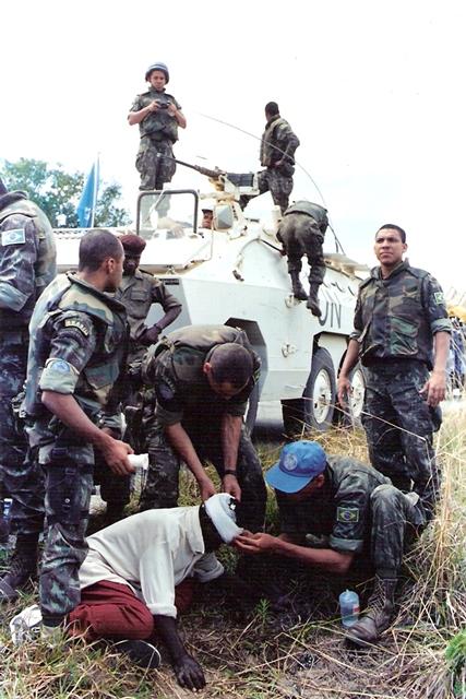 1ª Divisão de Infantaria do Exército Brasileiro  Eb_1610