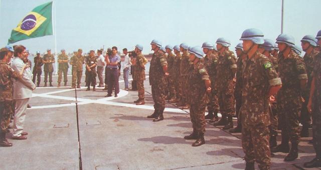 1ª Divisão de Infantaria do Exército Brasileiro  Eb_1710