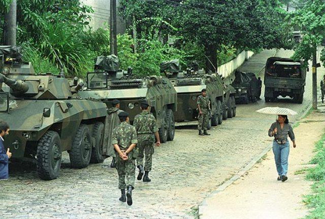 1ª Divisão de Infantaria do Exército Brasileiro  Eb_2010