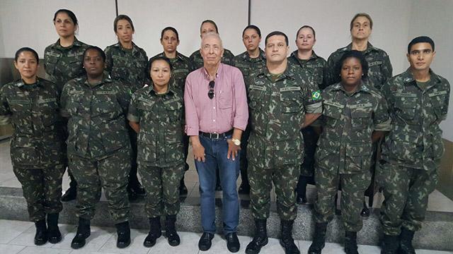 1ª Divisão de Infantaria do Exército Brasileiro  Eb_310