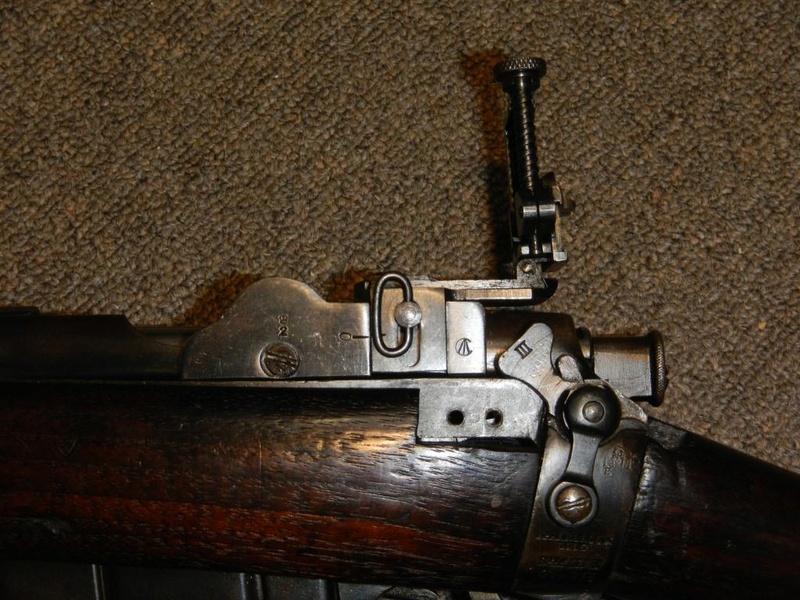 .22 RF Pattern 1914 Short Rifle No. 1 avec une mire arrière canadienne No. 10A 3_copy10