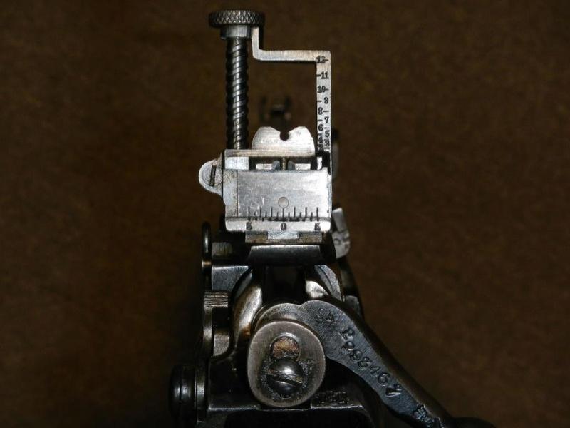 .22 RF Pattern 1914 Short Rifle No. 1 avec une mire arrière canadienne No. 10A 5_copy10