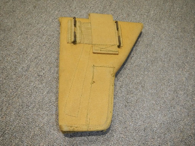 Étuis 1944 - 1945 pour le pistolet canadien GP No 2 MK I* 8_copy13