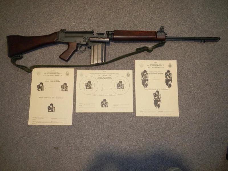 Nécessaire de transformation du fusil de 7.62 mm modèle FN C1A1 en calibre .22 Dscn2210