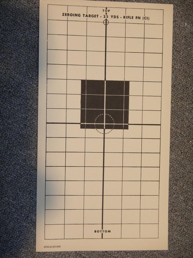 Nécessaire de transformation du fusil de 7.62 mm modèle FN C1A1 en calibre .22 Dscn2328
