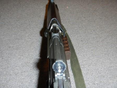 Fusil FN C1A1 et Fusil-mitrailleur FN C2A1 du Canada Dscn4913