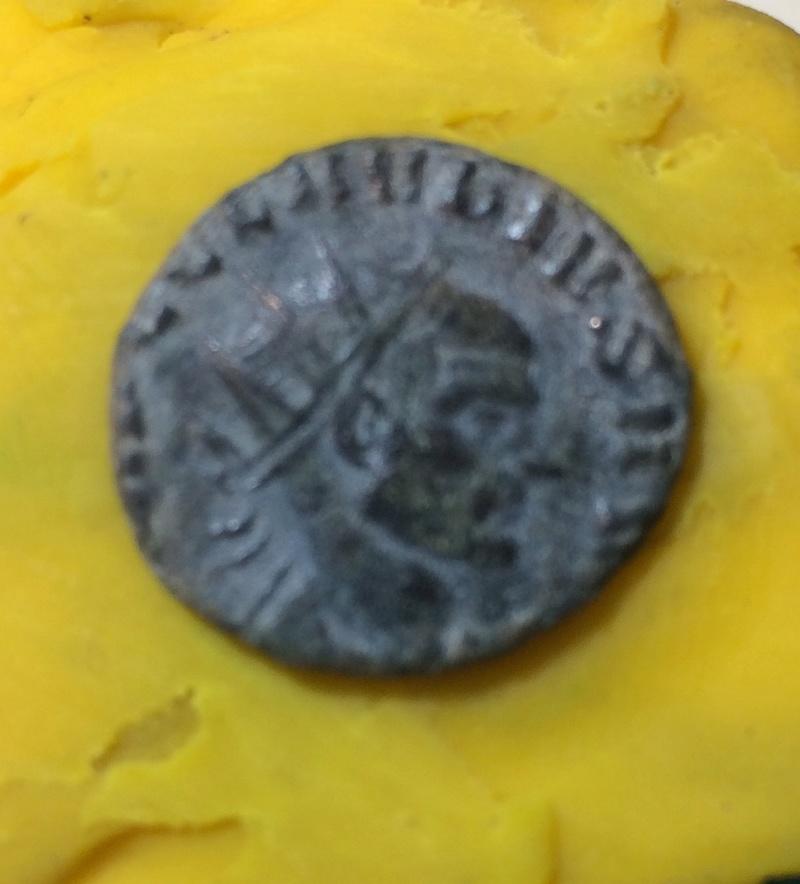 Antoniniano de Claudio II (el Gótico). P M TR P II COS P P. Roma Fullsi16