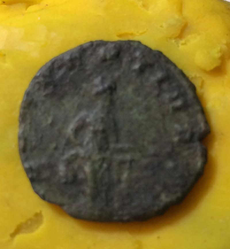 Antoniniano de Galieno. ABVNDANTIA AVG. Roma Fullsi20