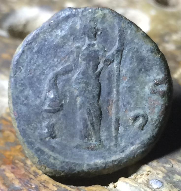 Antoniniano de Claudio II. LIBERT AVG. Roma Img_1417