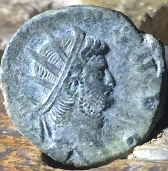 Antoniniano de Galieno. VBERITAS AVG. Roma Img_1418