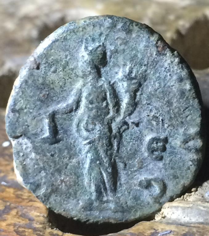 Antoniniano de Galieno. VBERITAS AVG. Roma Img_1419