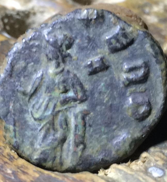 Antoniniano de Galieno. SECVRIT PERPET. Roma Img_1425