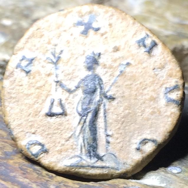 Antoniniano de Galieno. PAX AVG. Roma Img_1436