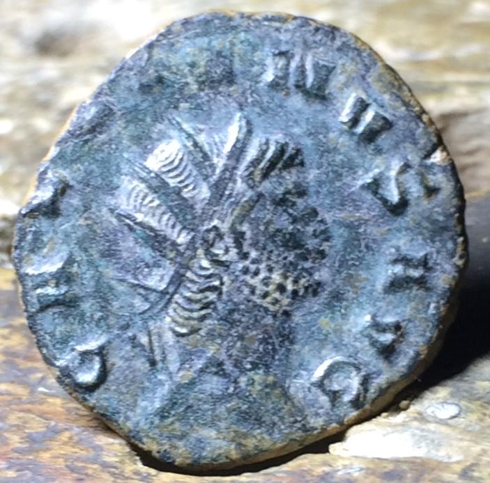 Antoniniano de Galieno. PAX AVG. Roma Img_1437