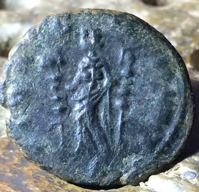 Antoniniano de Aureliano. CONCORD LEGI. Milán Img_1452