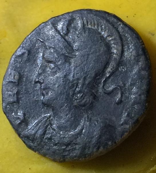 AE4 conmemorativa de la ciudad de Roma. Antioquía Img_1461