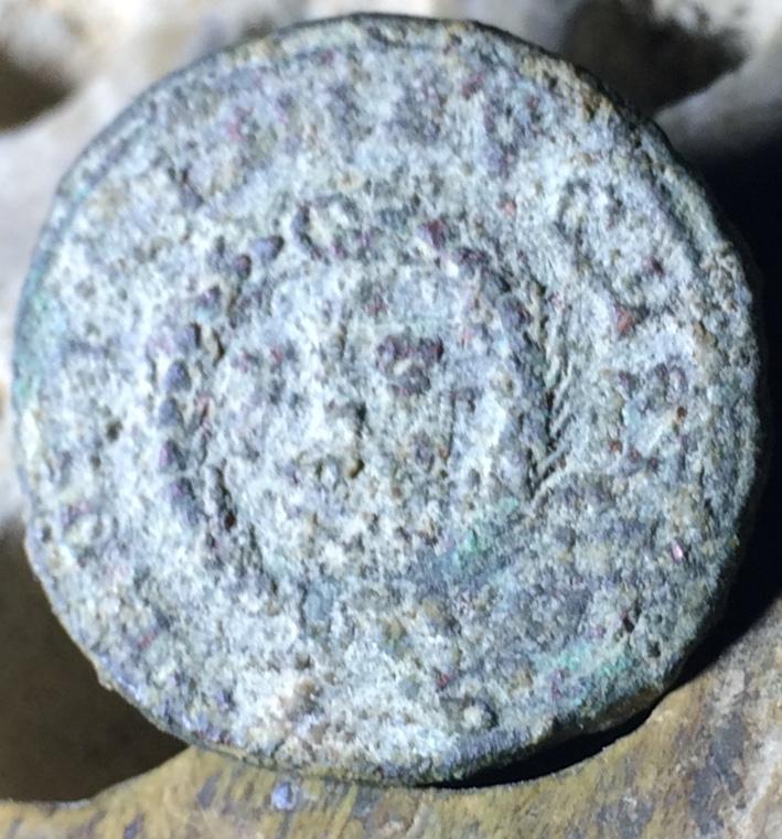 AE3 de Licinio I. D N LICINI AVGVSTI / VOT XX Img_1464