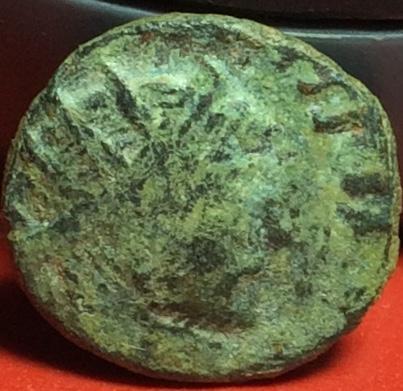 Radiado póstumo de Claudio II. CONSECRATIO. Águila Img_2131