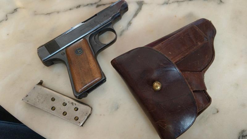 haenel schmeisser ou Walther 29405510
