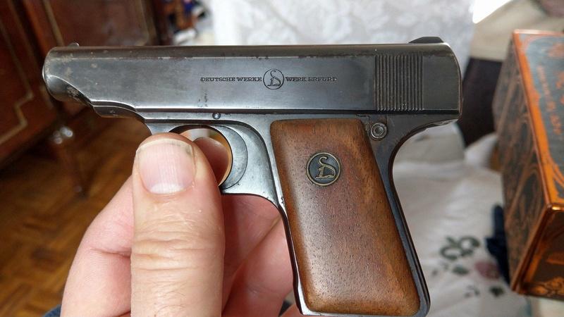 haenel schmeisser ou Walther 29513310