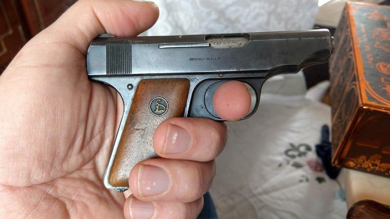 haenel schmeisser ou Walther 29526710