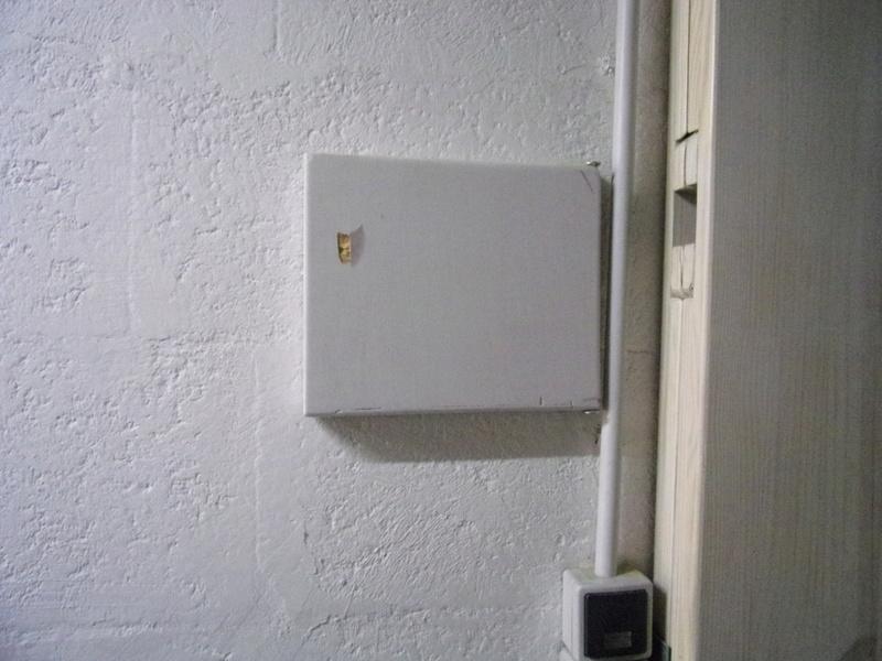 Porte cible maison Cibleg11