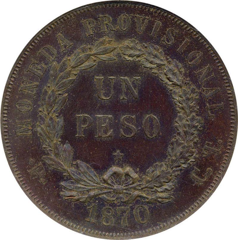 """1 Peso """"ABC"""". Cuba. 1935. Philadelphia 13695410"""