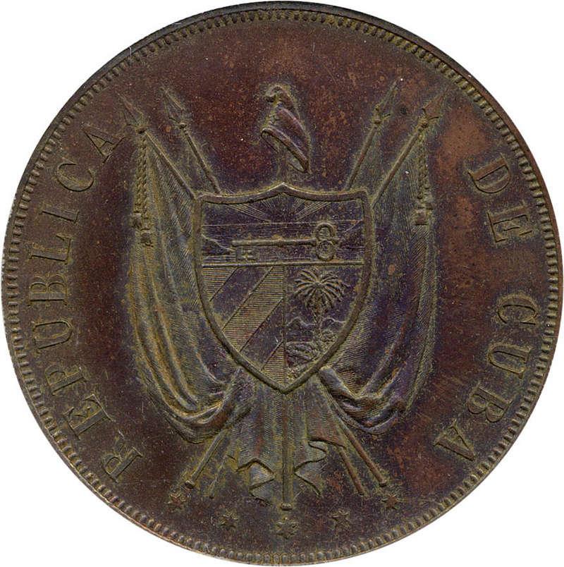 """1 Peso """"ABC"""". Cuba. 1935. Philadelphia 13695411"""