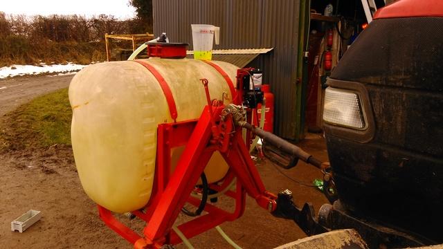 Liquid ferlizer project on horsch co drill Imag1121