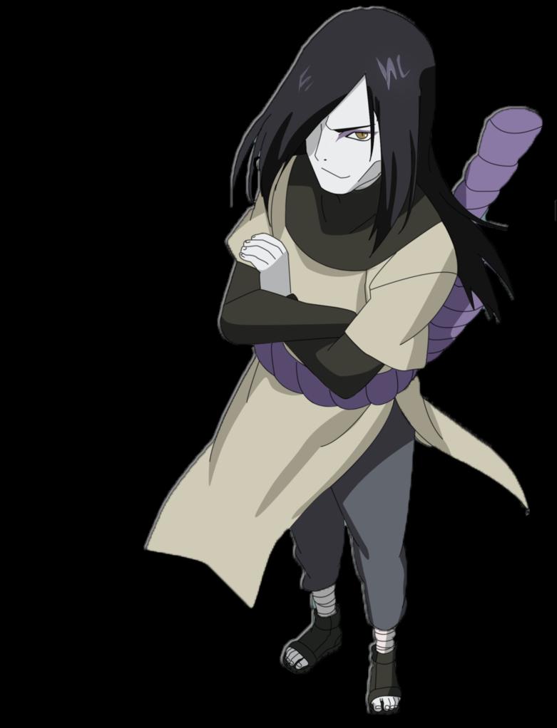 Qual seu personagem favorito do Anime Naruto? - Página 3 Orochi10