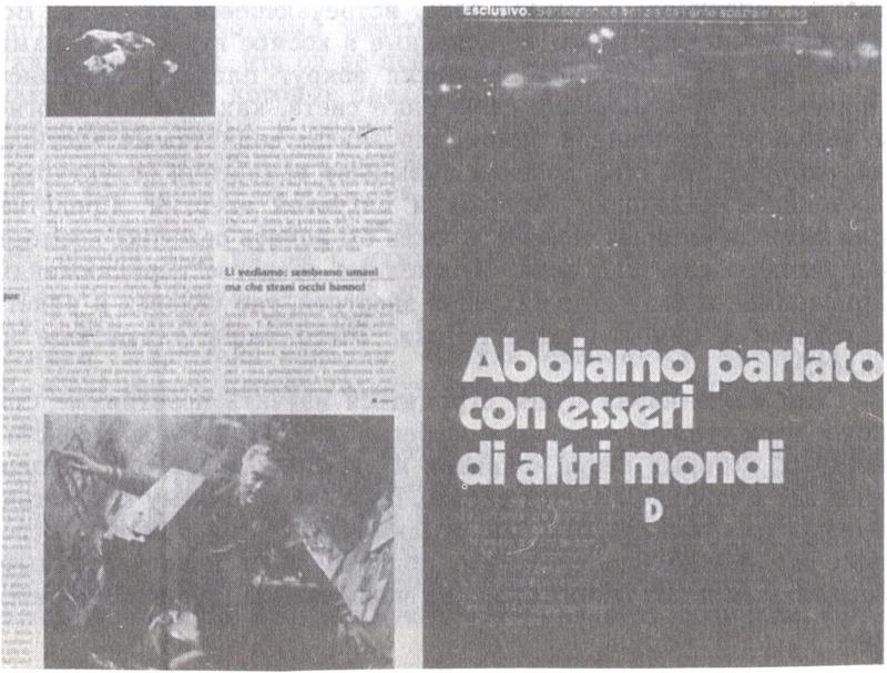 """Куда идешь человечество?"" - Орацио Валенти - 1992. 1710"