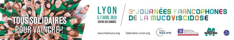 Du 5 au 7 avril à LYON : 3ème Journées Francophones de la mucoviscidose ! Bandea10
