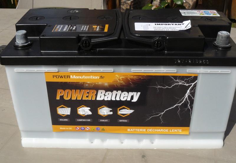 vente lot pour montage batterie auxilliaire P1060116
