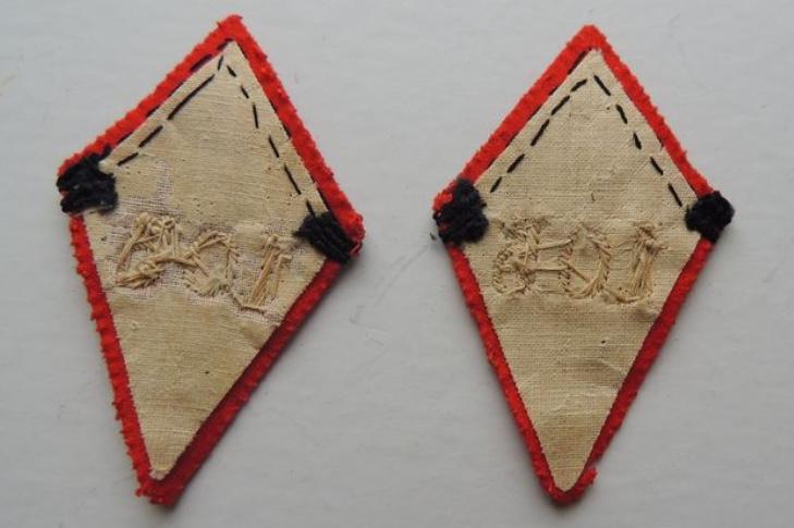 Besoin d'informations pair de pattes de col armée française 1940 45074410