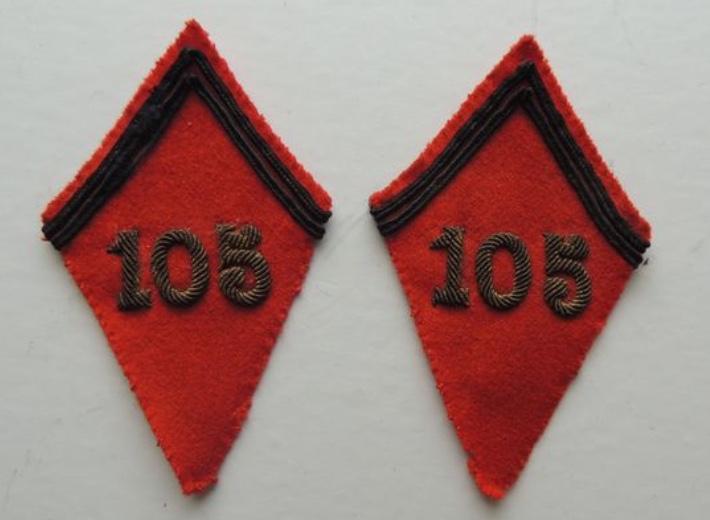 Besoin d'informations pair de pattes de col armée française 1940 6de02610