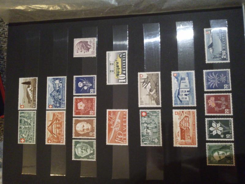 Bitte um Hilfe bei alten Schweizer Briefmarken Img_2025