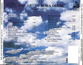 Bora Dugic - Diskografija  1989-213