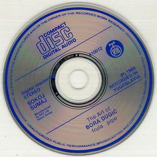 Bora Dugic - Diskografija  1989-214