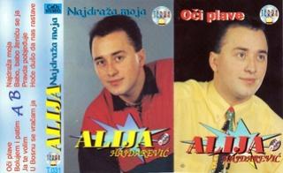 Alija Hajdarevic - Diskografija  1995_p11