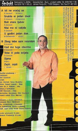 Alija Hajdarevic - Diskografija  2001_p11