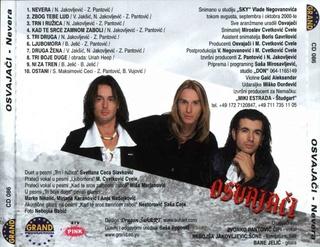 Osvajaci - Diskografija  Osvaja13