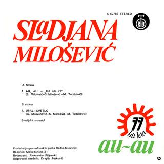 Sladjana (Aleksandra) Milosevic - Diskografija  R-102412