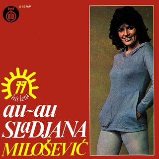 Sladjana (Aleksandra) Milosevic - Diskografija  R-102413
